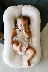 Snuggle Me Organic Bare Lounger - Natural - Project Nursery