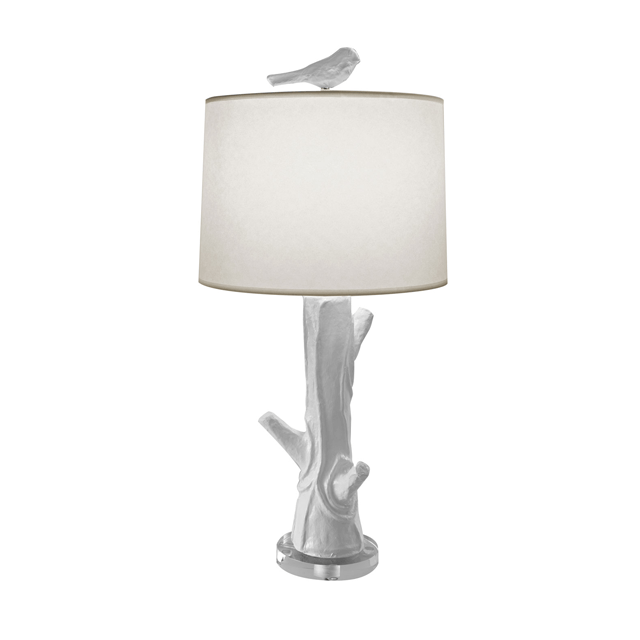 Birdie Accent Lamp in White  - The Project Nursery Shop
