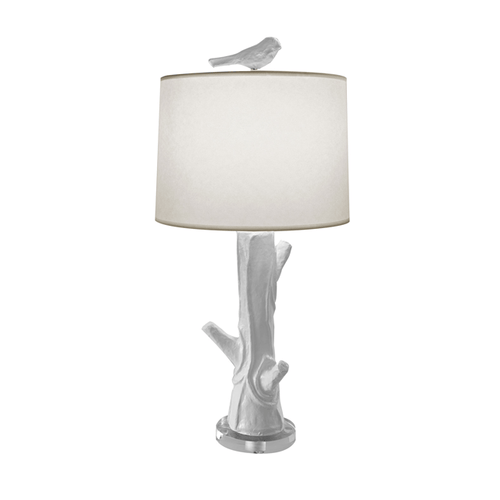 Birdie Accent Lamp in White - Project Nursery