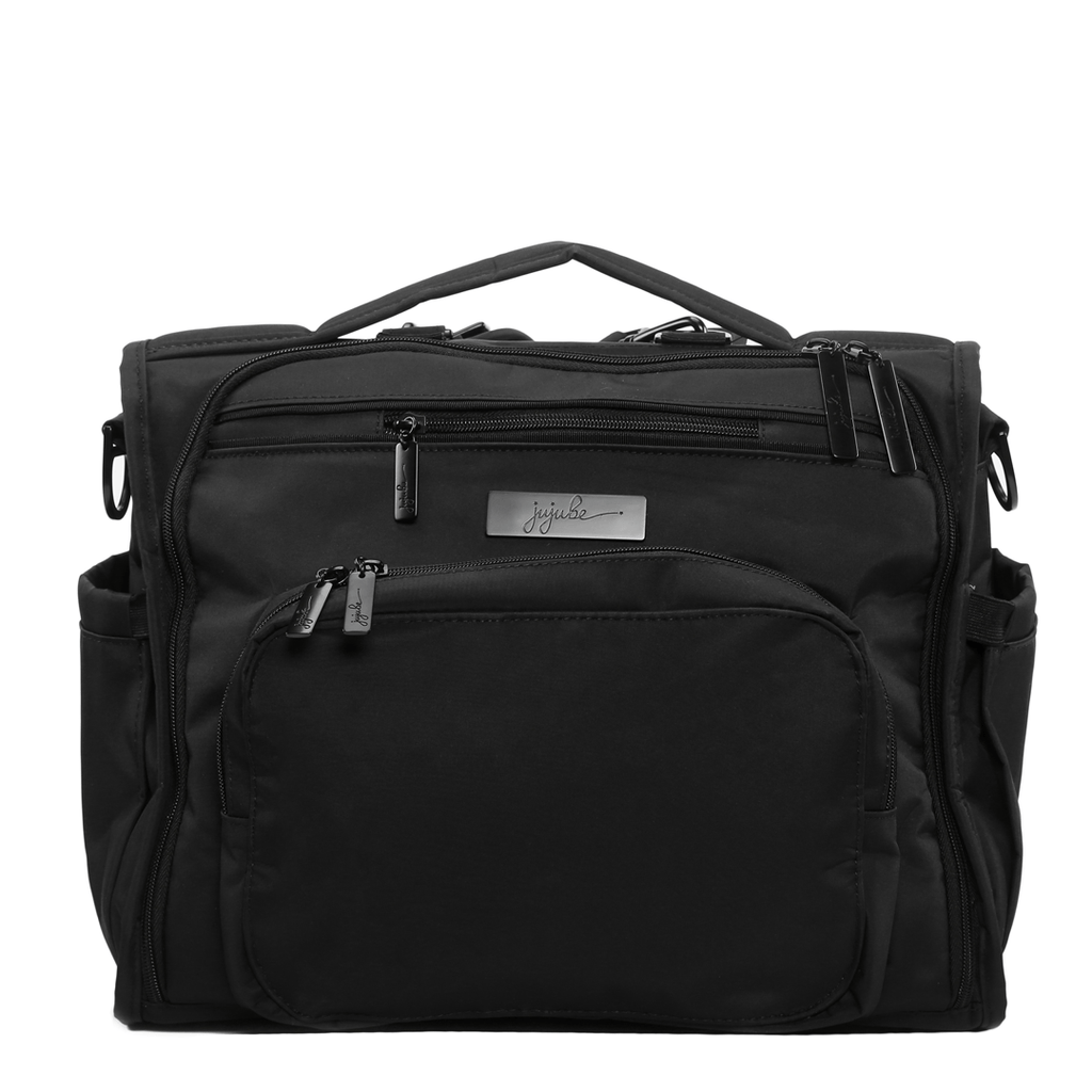 B.F.F. Diaper Bag Black Out - The Project Nursery Shop - 7