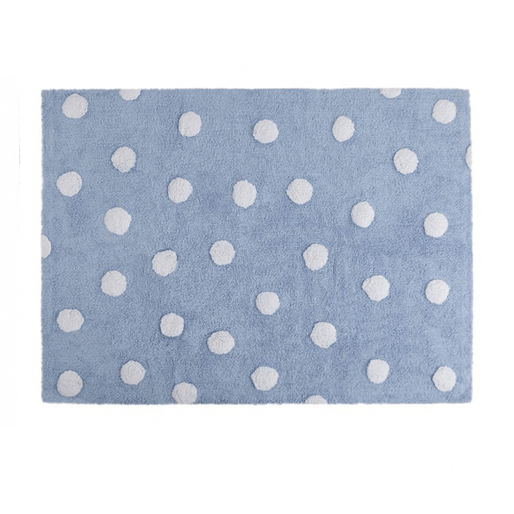 Topos Rug Blue - The Project Nursery Shop - 2