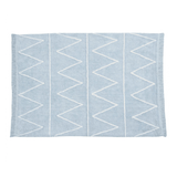 Hippy Rug Blue - The Project Nursery Shop - 3