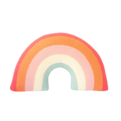 Rainbow Pillow - Pink - Project Nursery