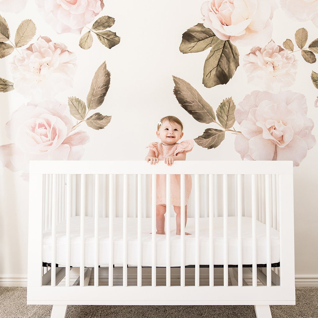 Briar Rose Decals - Project Nursery