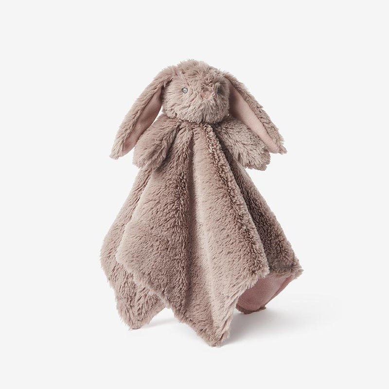 Bunny Baby Security Blanket - Project Nursery