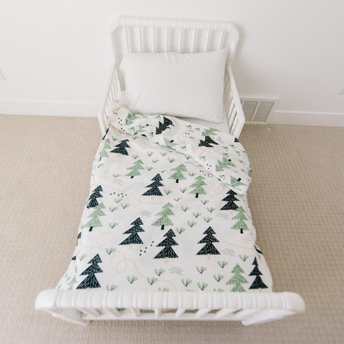 Cameron Toddler Comforter - Project Nursery