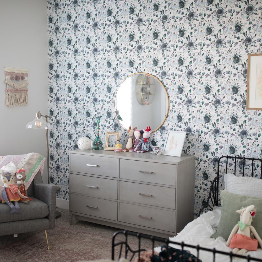 Cara Wallpaper - Project Nursery