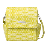 Boxy Backpack Yellow - The Project Nursery Shop - 1