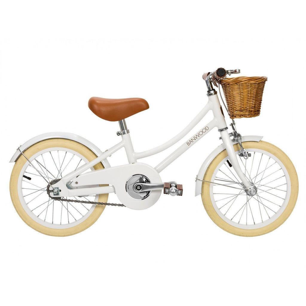 Banwood Classic Bike - White - Project Nursery