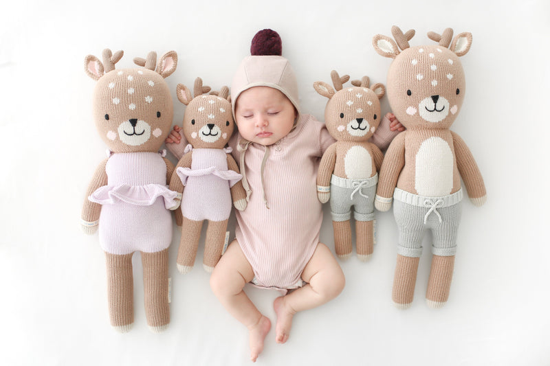 Violet the Fawn - Project Nursery
