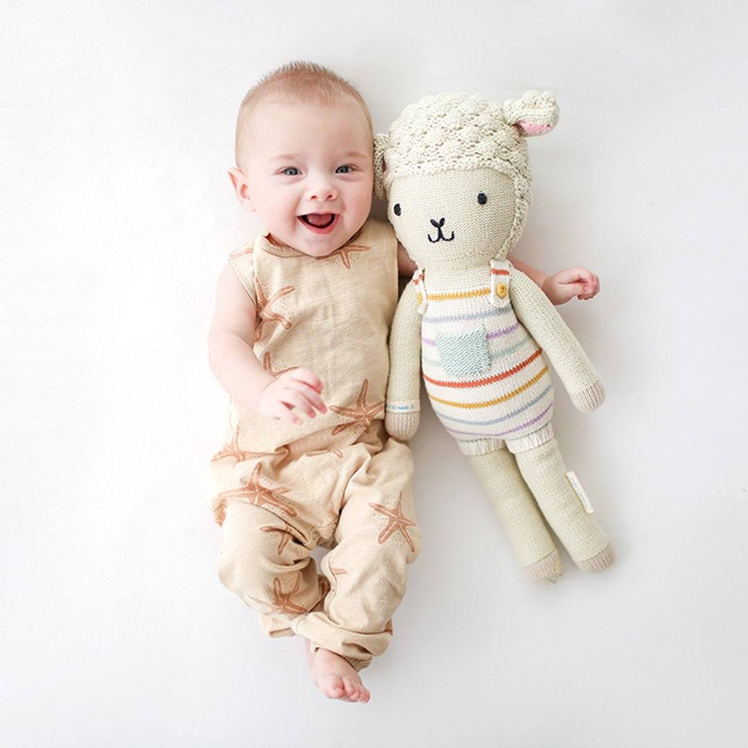 Avery the Lamb - Project Nursery