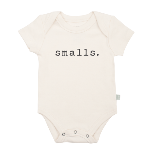 Smalls Graphic Bodysuit Layette Finn + Emma