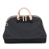 Retro Diaper Bag in Graphite Black  - The Project Nursery Shop - 1