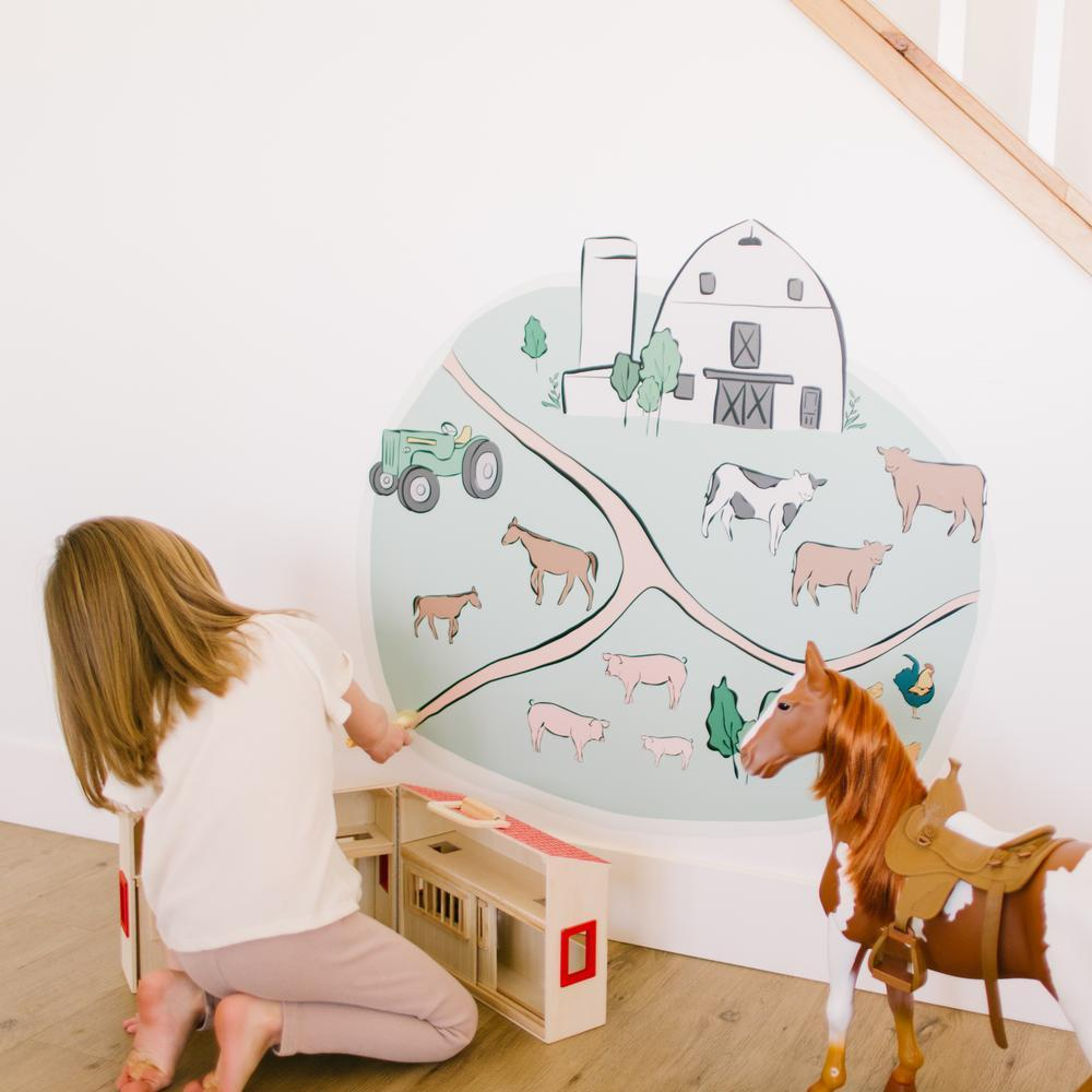 Deere Imagination Decal - Project Nursery