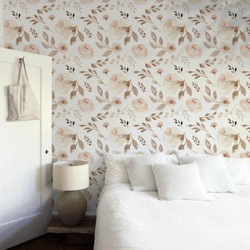 Desert Rose Wallpaper - Project Nursery