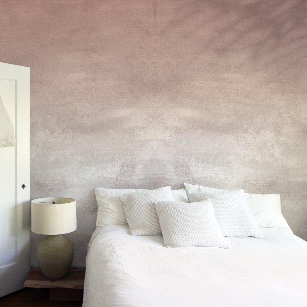 Sahara Sunset in Mirage Wall Mural - Project Nursery