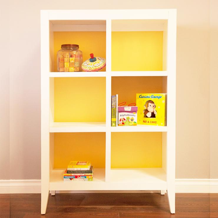 Devon Bookcase  - The Project Nursery Shop - 1