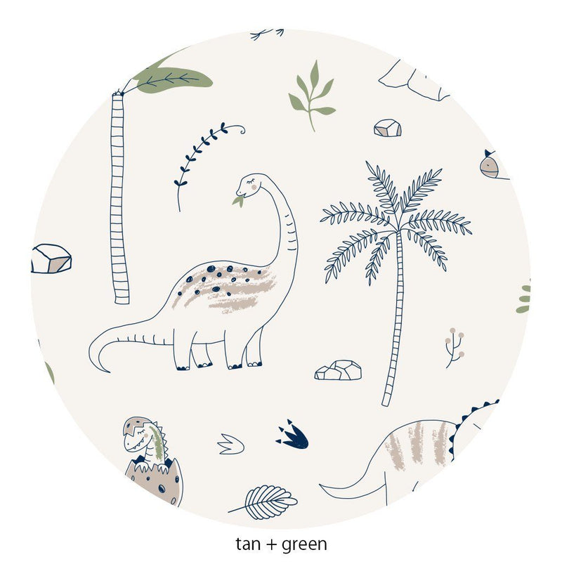 Happy Dinosaurs Kids Wall Tapestry - Project Nursery