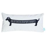 ABC Dachshund Pillow Cover  - The Project Nursery Shop - 1
