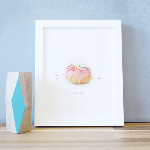 Life is Sweet Print - Project Nursery