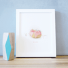 Life is Sweet Print  - The Project Nursery Shop - 1