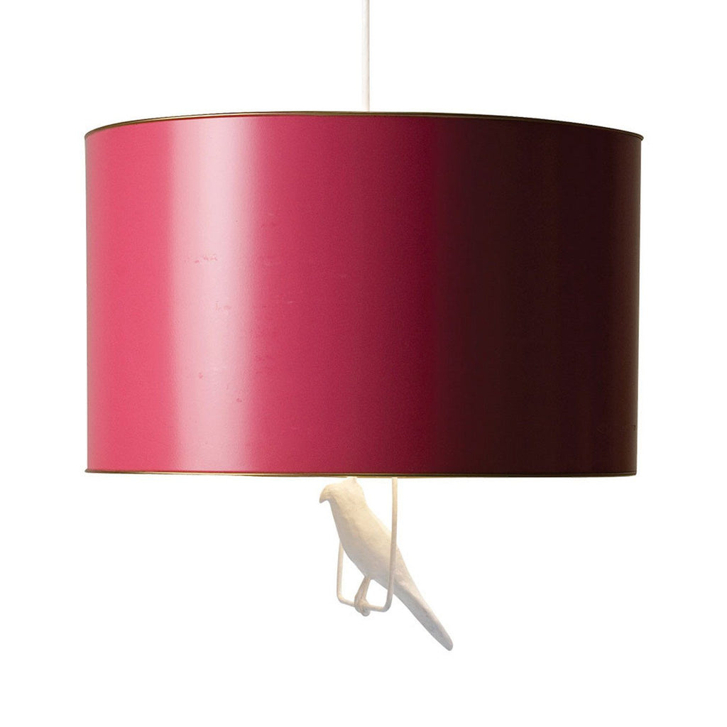 Tin Hanging Lamp in Pink  - The Project Nursery Shop