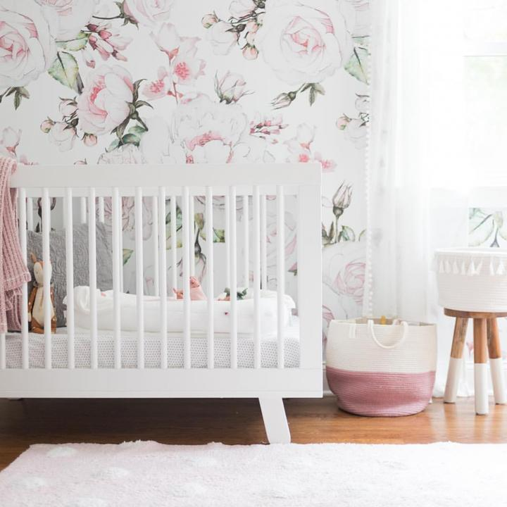 Edie Wallpaper - Project Nursery