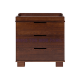 Modo 3-Drawer Changer Dresser Espresso - The Project Nursery Shop - 2