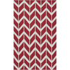 Fallon Rug 5x8 / Red - The Project Nursery Shop - 1