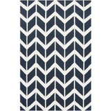 Fallon Rug 5x8 / Navy Blue - The Project Nursery Shop - 4