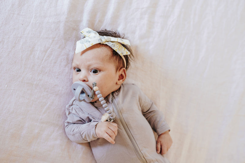 The Smokk Pacifier - Feather - Project Nursery