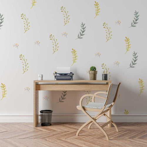 Fern Decal Set - Project Nursery