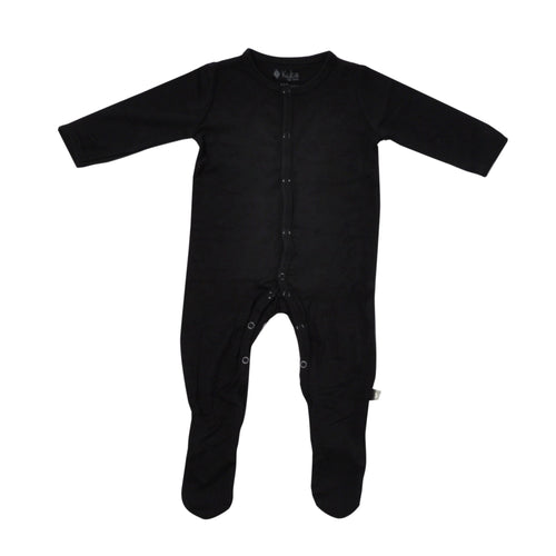 Bamboo Footie Overall - Midnight - Project Nursery