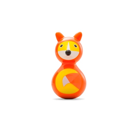 Silicone + Wood Teether Toy