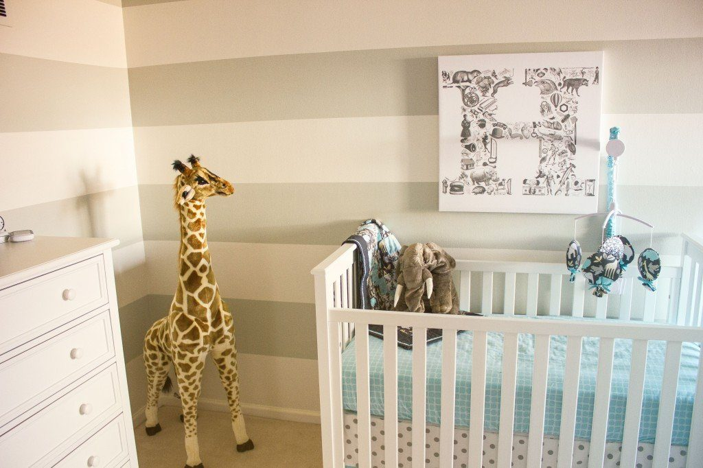 Giant Giraffe Stuffed Animal  - The Project Nursery Shop - 8