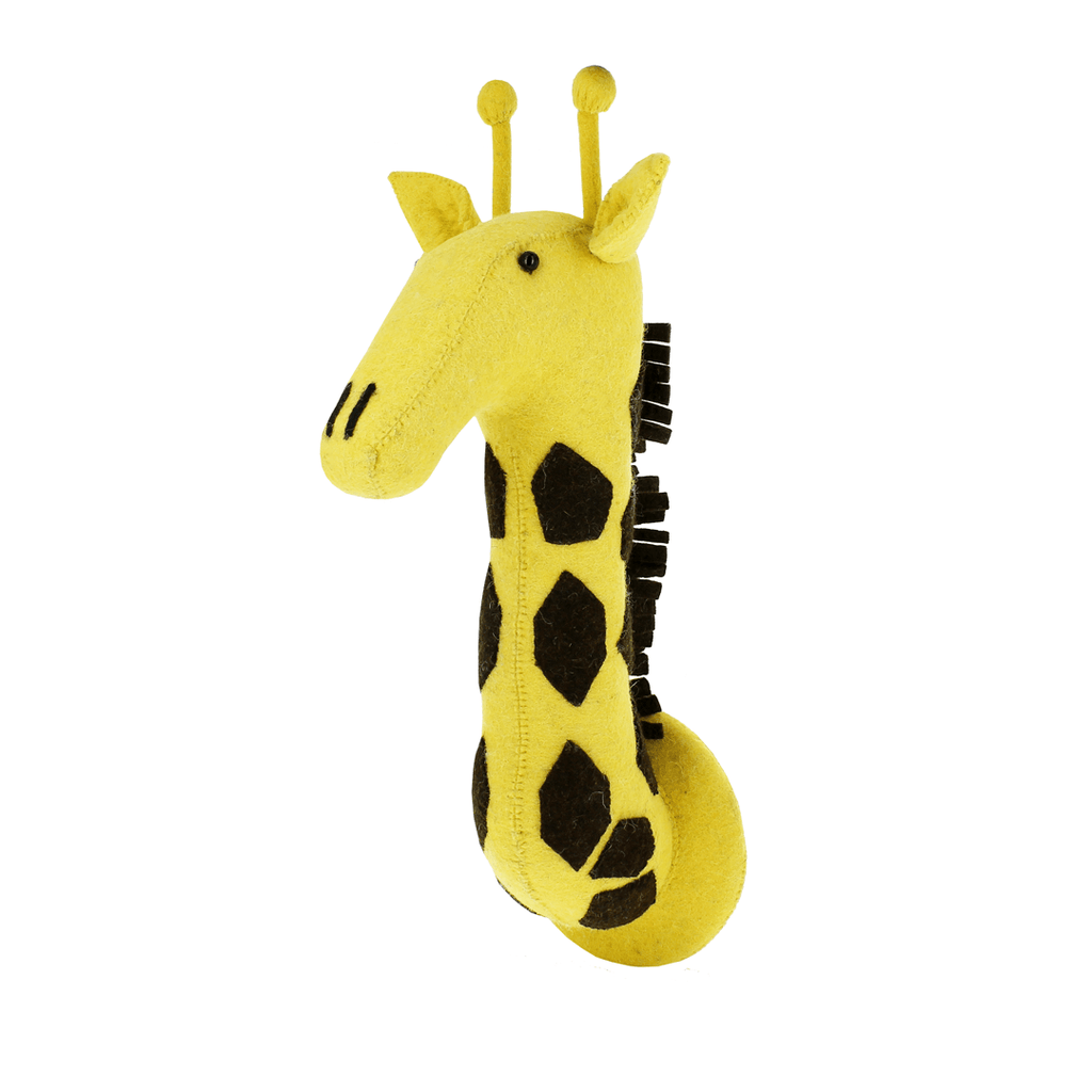 Giraffe Head  - The Project Nursery Shop - 1