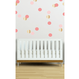 Confetti Wall Decals in Coral  - The Project Nursery Shop - 1