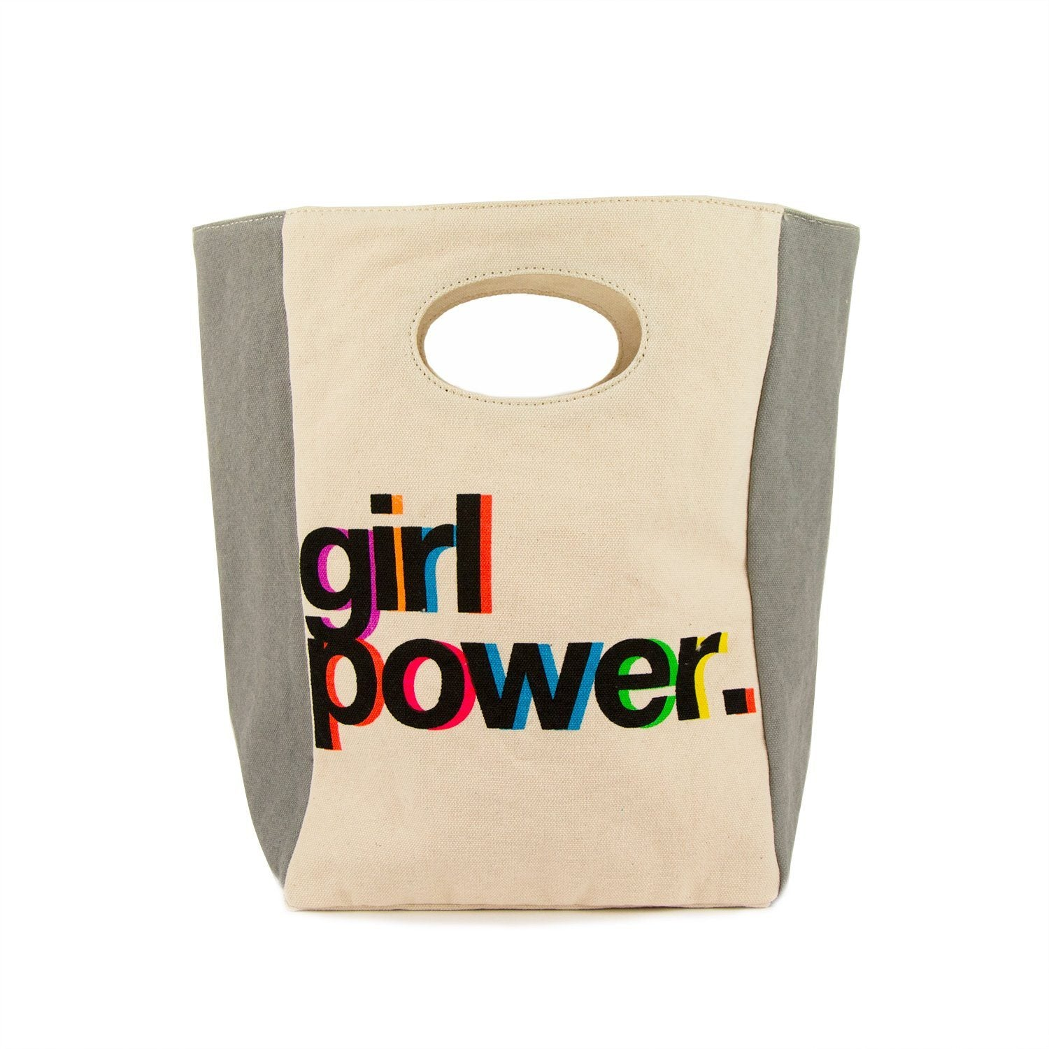 Girl Power Classic Lunch Bag - Project Nursery