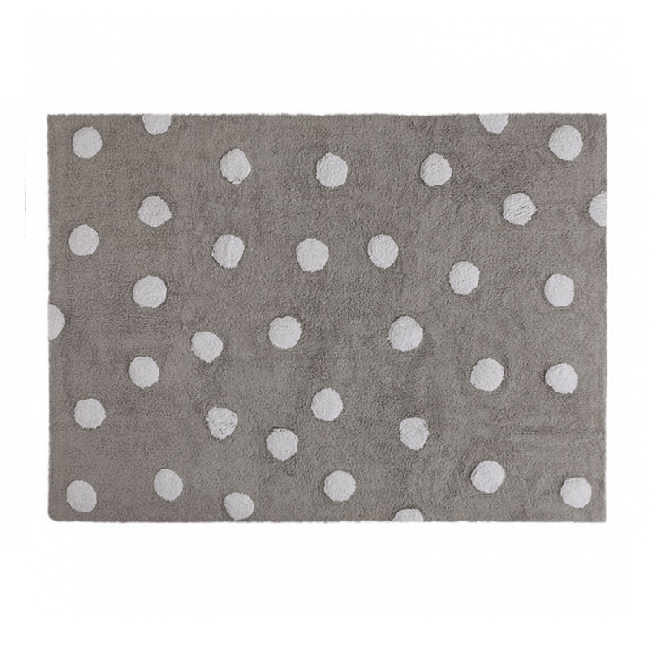 Topos Rug Gray - The Project Nursery Shop - 4