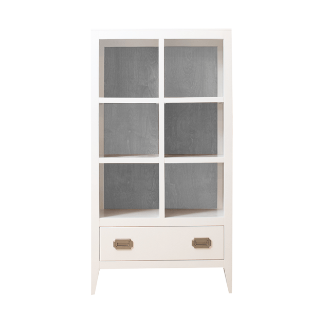 Devon Bookcase with Drawer  - The Project Nursery Shop - 1