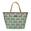 Downtown Tote Green - The Project Nursery Shop - 2