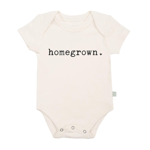 Homegrown Graphic Bodysuit - Project Nursery