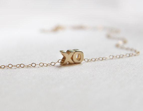 XO Necklace  - The Project Nursery Shop - 2