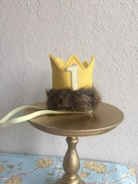 Wild Things Birthday Crown  - The Project Nursery Shop - 2