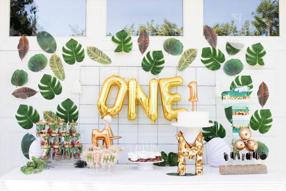 One Mylar Banner - Project Nursery