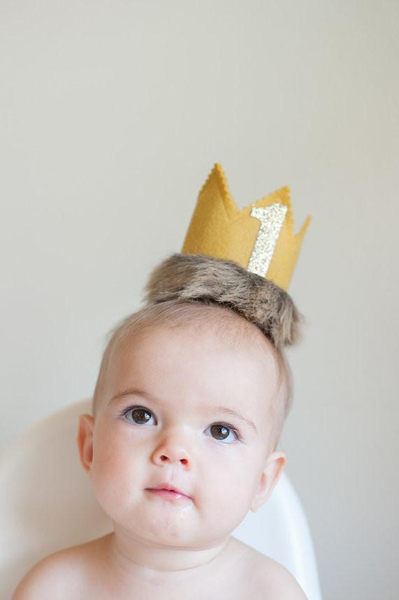 Wild Things Birthday Crown  - The Project Nursery Shop - 4