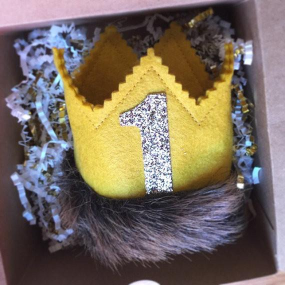 Wild Things Birthday Crown  - The Project Nursery Shop - 5