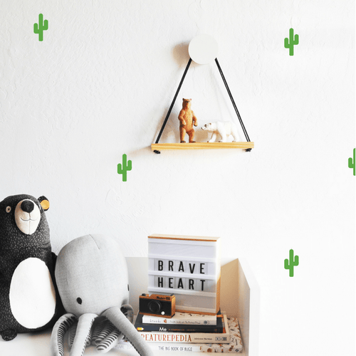 Tiny Cactus Wall Decals - Project Nursery