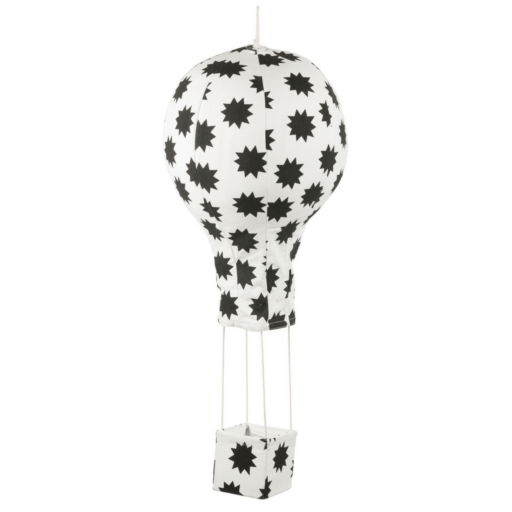 Hot Air Balloon Mobile - Stars - Project Nursery