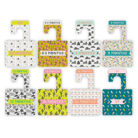 Little Artist Closet Dividers